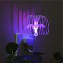 hesapli Yenilikçi LED Işıklar-1 parça 3D Gece Görüşü Dekorotif 220V