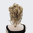 ieftine Machiaj & Îngrijire Unghii-Cu Clape Coadă de cal Păr Sintetic Fir de păr Extensie de păr Ondulee Naturale