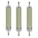 hesapli Araba Arka Lambaları-R7S LED Mısır Işıklar T 120 SMD 2835 800 lm Sıcak Beyaz Serin Beyaz Su Geçirmez Dekorotif AC 220-240 V 3 parça