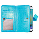 cheap Brooches-Case For Samsung Galaxy Samsung Galaxy S7 Edge Wallet / Card Holder / with Stand Full Body Cases Solid Colored Soft PU Leather for S8 Plus / S8 / S7 edge