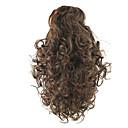 abordables Maquillaje y manicura-Coletas Pelo sintético Pedazo de cabello La extensión del pelo Ondulado Natural