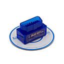 hesapli USB Kabloları-Mini ELM327 v1.5 bluetooth obd süper 1.5 donanım, düşük güç tüketimi