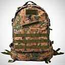 hesapli Küpeler-25 L Sırt Çantaları - Su Geçirmez Açık hava Oxford CP Renk, orman kamuflaj, dijital Çöl
