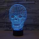 hesapli Defterler ve Yapışkan Notlar-1 parça 3D Gece Görüşü USB Kısılabilir 5 V