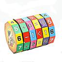 preiswerte Puzzles-Mathe-Spielzeug Bildungsspielsachen Spielzeuge Umweltfreundlich Zylinderförmig Kunststoff Klassisch Stücke Kinder Geschenk