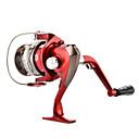 ieftine USB-uri-Role de filare 5.1/1 Raport Transmisie+4.0 Rulmenti mână Orientare schimbabil Aruncare Momeală / Pescuit în General - NL4000