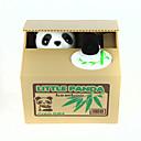 رخيصةأون ألعاب الطاولة-حصالة الباندا بنك المسكوكات سرقة عملة البنك باندا جذاب كهربائي للبالغين للصبيان للفتيات ألعاب هدية
