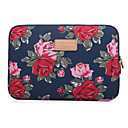 "cheap Mac Cases & Mac Bags & Mac Sleeves-10"" 11.6"" 13.3"" Peony pattern Laptop Cover Sleeves Shakeproof Case for Macbook,Surface,HP,Dell,Samsung,Sony,Etc"