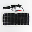 Χαμηλού Κόστους Προμήθειες Καθαρισμού Ενυδρείου-zdm® 5.5w 12v εξόδου USB μονοκρυσταλλικό πυρίτιο ηλιακό πάνελ μπαταρία χωρίς μπαταρία (dc12-18v)