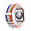 tanie iPhone 7 Plus: folie ochronne-Watch Band na Apple Watch Series 3 / 2 / 1 Apple Klasyczna klamra Nylon Opaska na nadgarstek
