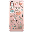 tanie Etui do iPhone-Kılıf Na Apple iPhone X iPhone 8 iPhone 6 iPhone 6 Plus Wzór Czarne etui Rysunek Twarde PC na iPhone X iPhone 8 Plus iPhone 8 iPhone 6s
