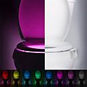 hesapli Yenilikçi LED Işıklar-YWXLIGHT® 200 lm G9 Festoon Banyo Aydınlatması Gömme Uyumlu 1 led Entegre LED Sensör Kızılötesi Sensör Dekorotif RGB DC 5V Pil