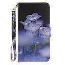 رخيصةأون LG أغطية / كفرات-غطاء من أجل LG G3 / LG K8 / LG محفظة / حامل البطاقات / مع حامل غطاء كامل للجسم زهور قاسي جلد PU / LG G4 / LG K10