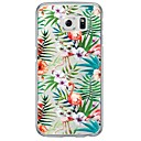 Buy Flamingos Tile Pattern Soft Ultra-thin TPU Back Cover Samsung GalaxyS7 edge/S7/S6 edge/S6 edge plus/S6/S5/S4