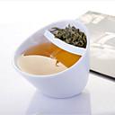 preiswerte Körperschmuck-kreative neigung tee tasse neigung tassen mit filter magisso schräg kunststoff fallen smart teetasse