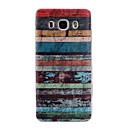 cheap Galaxy A Series Cases / Covers-Case For Samsung Galaxy Samsung Galaxy Case Pattern Back Cover Lines / Waves Soft TPU for J7 (2016) / J5 (2016) / J3 (2016)
