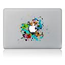 preiswerte Mac-Aufkleber-1 Stück Haut-Aufkleber für Kratzfest Ölgemälde Muster PVC MacBook Pro 15'' with Retina MacBook Pro 15 '' MacBook Pro 13'' with Retina