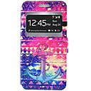 olcso Tartók-Case Kompatibilitás Samsung Galaxy Samsung Galaxy tok Kártyatartó Állvánnyal Héjtok Horgony Kemény PU bőr mert J7 J5 J3 (2016) J3