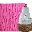 hesapli Fırın Araçları ve Gereçleri-Bakeware araçları Silikon kek Dekorasyon / Pişirme Aracı Ekmek / Tart / Çikolota Pasta Kalıpları 1pc