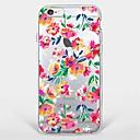 preiswerte Backzubehör & Geräte-Hülle Für Apple iPhone X / iPhone 8 Plus / iPhone 7 Muster Rückseite Blume Weich TPU für iPhone X / iPhone 8 Plus / iPhone 8