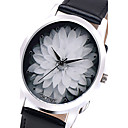 Buy Relojes Mujer 2016 Fashion Watch Women Lotus Flowers Quartz Wristwatch Unisex Children Relogio Feminino