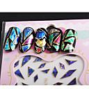preiswerte Make-up & Nagelpflege-1 Nagel-Kunst-Aufkleber Make-up kosmetische Nagelkunst Design