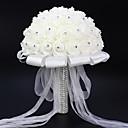 preiswerte Hochzeitsdekorationen-Künstliche Blumen 1 Ast Simple Style Rosen Tisch-Blumen