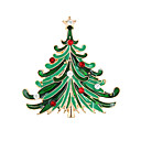 abordables Vêtements & Accessoires pour Chien-Femme Broche - Mode, Noël Broche Vert Pour Soirée / Occasion spéciale / Anniversaire