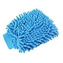 Недорогие Инструменты для уборки-ziqiao моющийся автомойка очищающие перчатки автоинструмент машина супер рукавицей очистки ткань из микроволокна (случайный цвет)