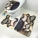 hesapli Banyo Gereçleri-1pc Geleneksel Banyo Halıları Polyester Çağdaş Banyo Temizlemesi kolay