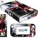 hesapli Wii U Aksesuarları-B-SKIN Ses ve Video Çıkarmalar Uyumluluk Wii U / Nintendo Wii U ,  Yenilikçi Çıkarmalar PVC / Silgi birim