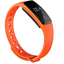 preiswerte Smart Aktivität, Clips & Armbänder-Smart Watch BT 4.0 Fitness Tracker Unterstützung benachrichtigen & Pulsmesser wasserdichtes Armband für Samsung / Huawei / iPhone