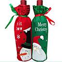ieftine Machiaj & Îngrijire Unghii-1buc vin de Crăciun sticla de sticla de vin sac