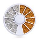저렴한 메이크업 & 네일 케어-1pcs 미술 장식 네일 라인 석 진주 메이크업 화장품 아트 디자인 네일