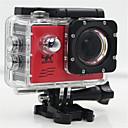 رخيصةأون أدوات الفرن-SJ4K كاميرا ستاي / كاميرا النشاط GoPro نشاطات خارجية تدوين الفيديو Wifi / قابل للتعديل / زاوية واسعة 32 GB 30fps 20 mp لا 4608 x 3456 بكسل التزلج / عالمي / التحكم عن بعد لا CMOS H.264 / كشف الحركة