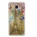cheap Stacking Blocks-Case For Samsung Galaxy A5(2016) / A3(2016) Flowing Liquid / Pattern Back Cover Glitter Shine Soft TPU for A5(2016) / A3(2016)