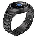 hesapli PS3 Aksesuarları-Watch Band için Gear S2 Samsung Galaxy Spor Bantları Paslanmaz Çelik Bilek Askısı