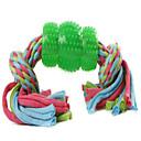 ieftine Jucării Câini-Jucărie Curățare Dinți Jucării Cățel Funie Cauciuc