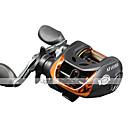 billige Fisketråd-Agnkast Hjul 6.3/1 Gear Forhold+11 Kulelager Høyre-Handed / Venstrehendt Ferskvannsfiskere / Annen / Generelt fisking - AF10310+1 / Trolling- & Båtfiskeri