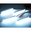 hesapli LED Araba Ampulleri-Araba dekoratif bir atmosfer lamba şarj Mini sönük tek renk 4pcs ledli iç döşeme dekorasyon ışık led