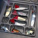 ieftine Momeală Pescuit-9 pcs Momeală moale Δόλωμα Momeală moale Plastic moale PE Multifuncțional Scufundare Aruncare Momeală Pescuit în General