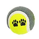 preiswerte Bekleidung & Accessoires für Hunde-Kugel Flechtball Gummi Für Hundespielzeug