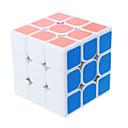 hesapli Işıklı Oyuncaklar-Rubik küp shenshou 3*3*3 Pürüzsüz Hız Küp Sihirli Küpler bulmaca küp Klasik & Zamansız Çocuklar için Oyuncaklar Genç Erkek Genç Kız Hediye