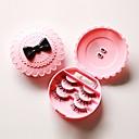 hesapli Makyaj ve Tırnak Bakımı-Makyaj Aletleri Cosmetics Storage Makyaj Plastik Yuvarlak Günlük Kozmetik Tımar Malzemeleri