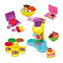 رخيصةأون خزانة المكياج و المجوهرات-لعب العجين، البلاستيسين والمعجون لعب تمثيلي ألعاب اصنع بنفسك حداثة بلاستيك مطاط هدية 1pcs