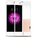 hesapli iPhone 6s / 6 İçin Ekran Koruyucular-Ekran Koruyucu Apple için iPhone 6s iPhone 6 Temperli Cam 1 parça Ön Ekran Koruyucu Mat 2.5D Kavisli Kenar 9H Sertlik