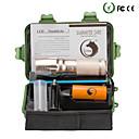 ieftine Manete RGB-U'King Lanterne LED LED Cree® XM-L T6 emițători 2000 lm 5 Mod Zbor Cu Baterie și Încărcător Zoomable Focalizare Ajustabilă Camping / Cățărare / Speologie Utilizare Zilnică Multifuncțional