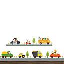 Χαμηλού Κόστους Διακοσμητικά αυτοκόλλητα-Ζώα Μόδα Μεταφορά Αυτοκολλητα ΤΟΙΧΟΥ Αεροπλάνα Αυτοκόλλητα Τοίχου Διακοσμητικά αυτοκόλλητα τοίχου, Βινύλιο Αρχική Διακόσμηση Wall Decal