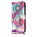 Buy Huawei P10 Lite PU Leather Material Butterfly Chimes Pattern Painted Phone Case P8 (2017) P9