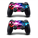 economico Accessori PS4-adesivo colorato b-skin per ps4
